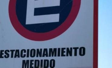 COLON ESTACIONAMIENTO MEDIDO PROTESTAS.