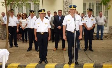 ASUMIO EL NUEVO JEFE DE POLICIA.
