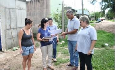 MUNICIPIO DE SAN JOSE RELEVAMIENTO DE ZONAS INUNDADAS.