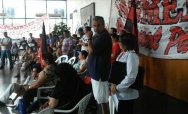 GOBIERNO DE ENTRE RIOS SE REUNE CON DOCENTES.