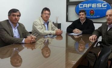 REUNION DIRECTIVOS DE CAFESG,