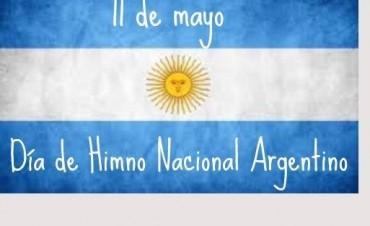 DIA DEL HIMNO NACIONAL ARGENTINO.