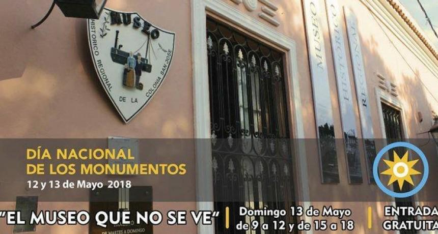 SAN JOSE ADHIERE DÍA NACIONAL DE MONUMENTOS.