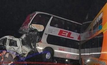 ACCIDENTE EN SANTA FE.