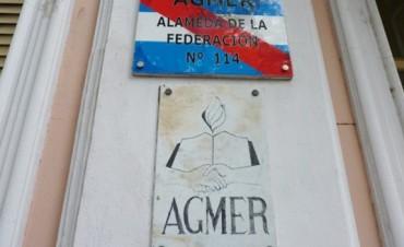 AGMER CONGRESO EXTRAORDINARIO.