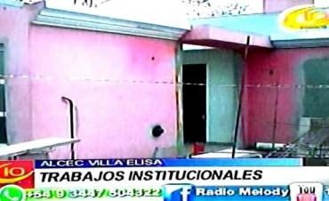 VILLA ELISA:  ALCEC CON REFORMAS INSTITUCIONALES:
