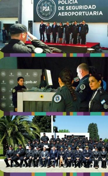 LA PSA CAPACITO A POLICIA FEDERAL EN RAYOS X.