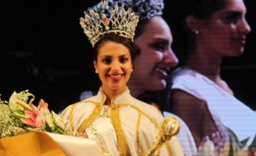 SABRINA RIVAS REINA FIESTA DE LA COLONIZACION.