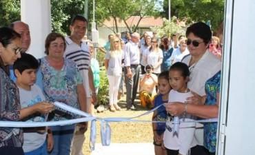 SE INAUGURO NUEVO CENTRO MUNICIPAL DE ATENCION PRIMARIA,