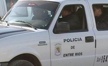 PERSECUSION POLICIAL DE PELICULA EN SAN JOSE.