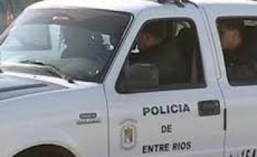 ACCIDENTE EN AUTOVIA RUTA 14.