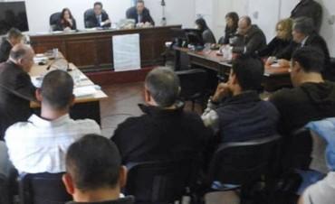 CONFIRMAN CONDENA A POLICIAS DE ROSARIO DEL TALA.