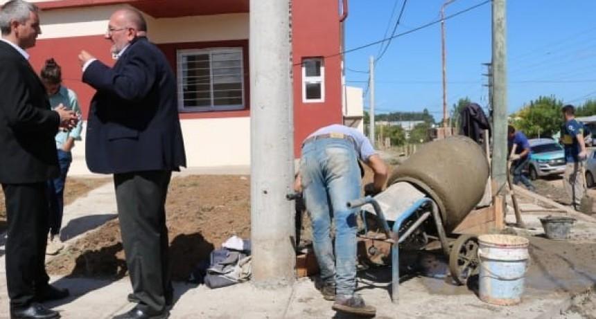 COLÓN ESTÁN LISTAS PARA ENTREGAR NUEVE VIVIENDAS PARA POLICÍAS DE COLÓN.