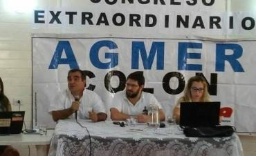 AGMER EN CONGRESO DEFINE ESTRATEGIAS.