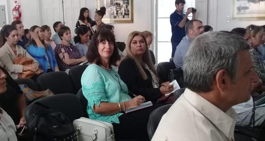 VILLA ELISA ENCUENTRO PROVINCIAL DE ÁREAS DE CULTURA-