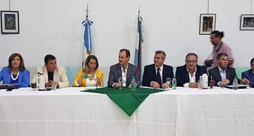 COLÓN EL GOBERNADOR BORDET VISITÓ COLÓN JUNTO A SU GABINETE.