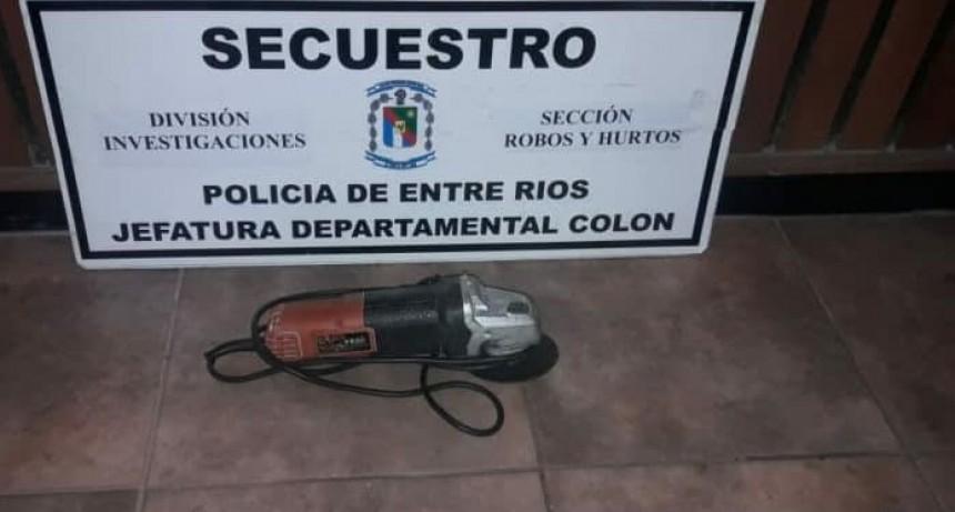 POLICÍA DE COLON.