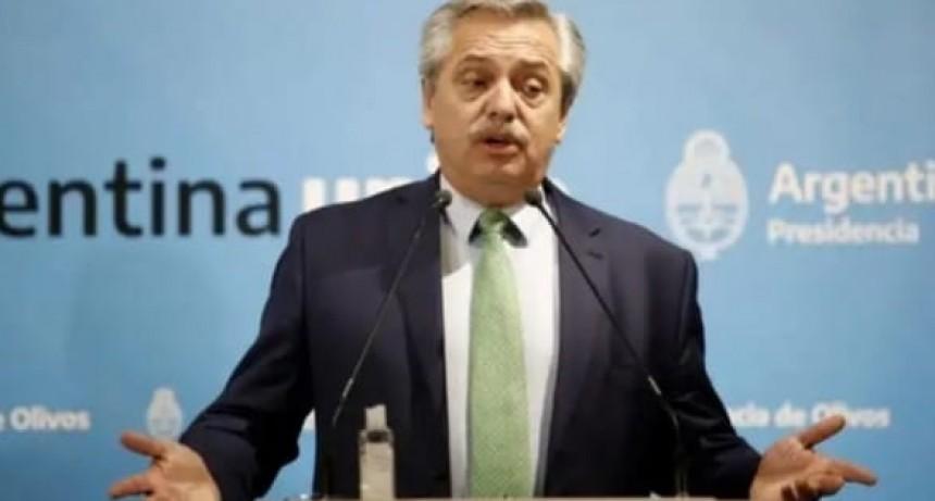 CUARENTENA TOTAL: ALBERTO FERNÁNDEZ EXPLICA LOS DETALLES DE LA MEDIDA.