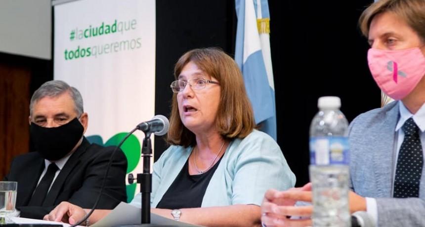 VILLA ELISA SUSANA LAMBERT BRINDÓ UN REPASO DE LO LOGRADO EN 2020 Y ANTICIPÓ LÍNEAS DE ACCIÓN PARA ESTE AÑO-