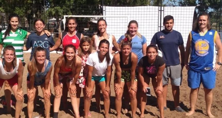 Fútbol Playa. ENTRERRIANO DE SELECCIONES.