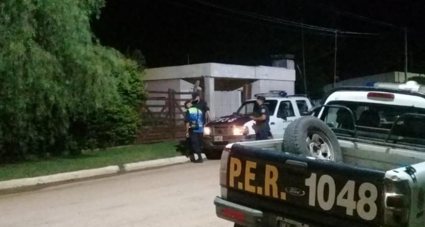 Detenido en flagrancia por intentar robar en una vivienda del barrio El Brillante