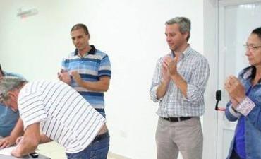 APORTE PARA CLUBES SANJOSESINOS.
