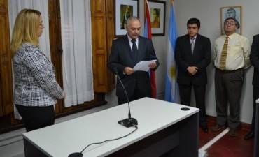 ASUMIO NUEVA JUEZA DE GARANTIAS DE COLON.