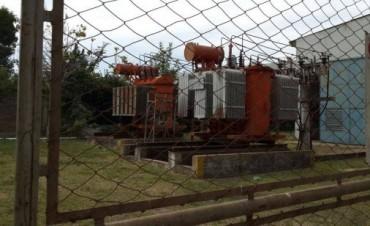 CORTE DE ENERGIA ELECTRICA EN COLON.