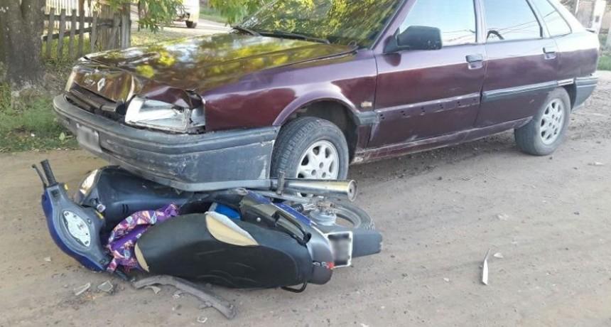 SAN JOSE CHOQUE AUTO Y MOTO.