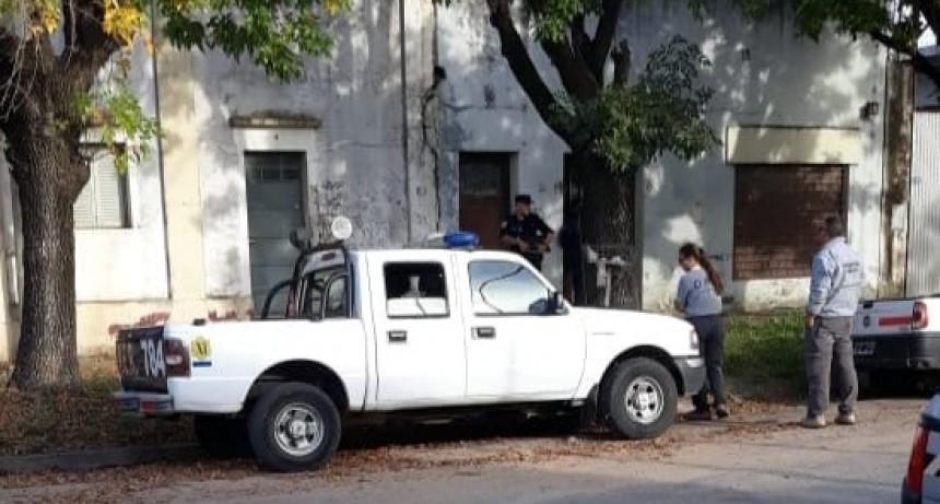 VILLA ELISA DENUNCIA POR VIOLENCIA DE GENERO.