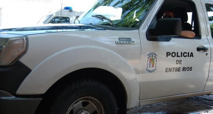 PERSONAL POLICIAL REQUISA EN EL BRILLANTE.
