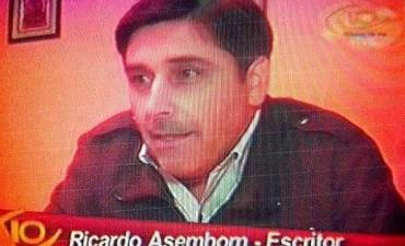 RECONOCIMIENTO PARA RICARDO ASEMBORN.