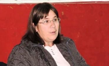 VILLA ELISA SUSANA LAMBERT CANDIDATA DEL OFICIALISMO.
