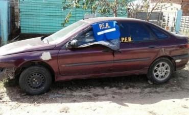 SECUESTRARON AUTOMOTOR CON PEDIDO DE SECUESTRO.