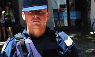 VILLA ELISA AGENTE POLICIAL PRIMER CIUDADANO ELISENSE DESTACADO.
