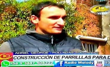 VILLA ELISA PROYECTO PARRILLAS SOLIDARIAS.