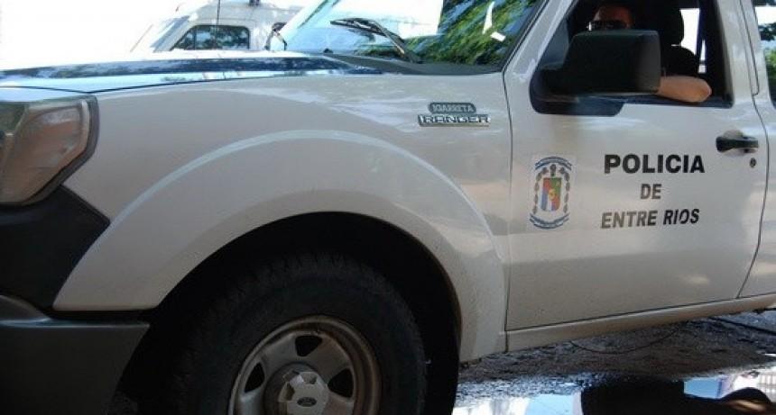 CONCORDIA HERIDO CON ARMA DE FUEGO EN EL ABDOMEN.