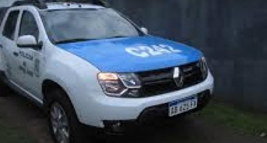 SE SECUESTRÓ DE UNA MOTO DENUNCIADA COMO SUSTRAÍDA EN C. DEL URUGUAY EN EL AÑO 2013