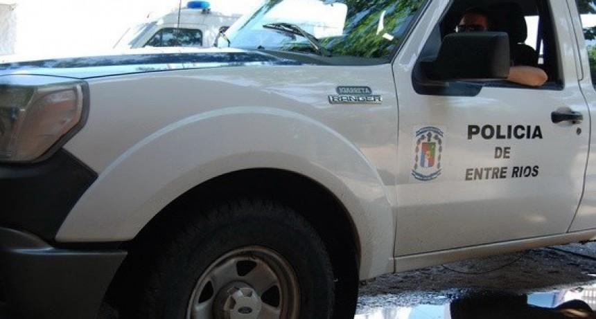 COLON PROCEDIMIENTO POLICIAL.