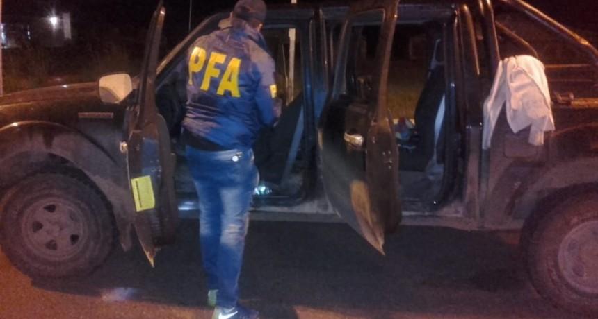 PROCEDIMIENTO ANTI-DROGAS EN ZONA DE CHAJARI.