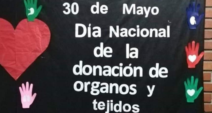 VILLA ELISA 30 DE MAYO...DIA NACIONAL DE LA DONACIÓN DE ÓRGANOS.