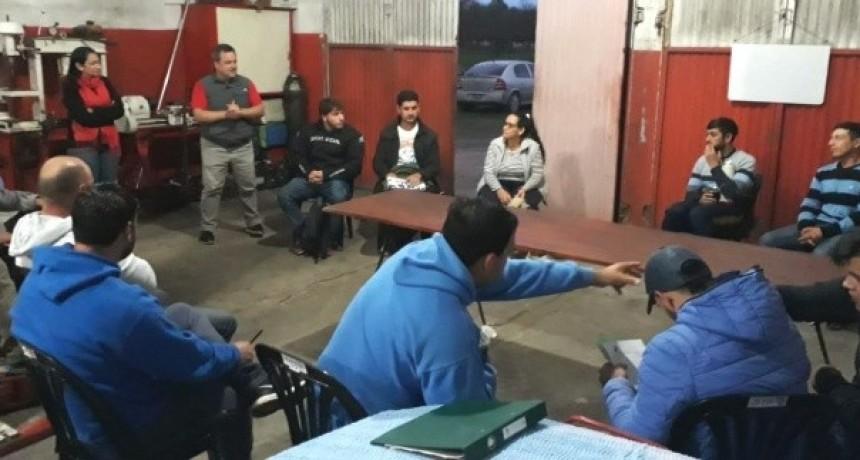 Fue lanzado el curso municipal de mecánica en San José