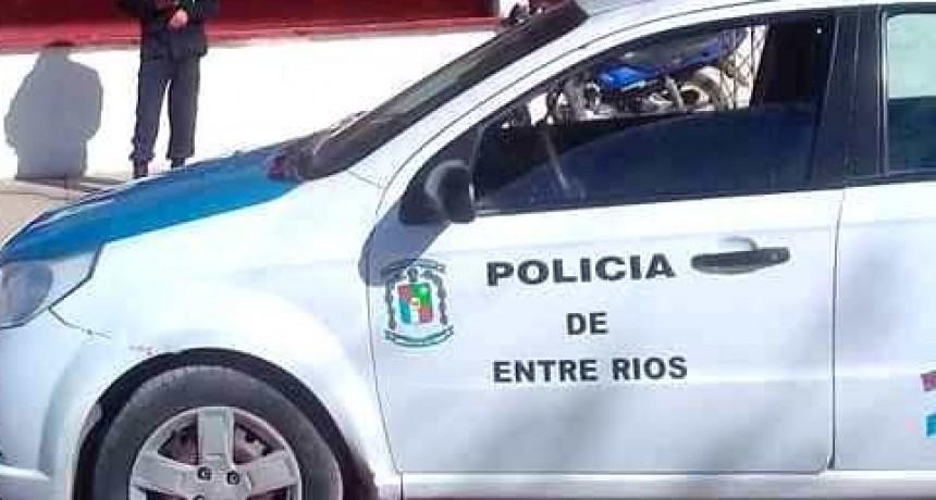 ROBO DE MERCADERÍA EN CLUB SANTA ROSA.