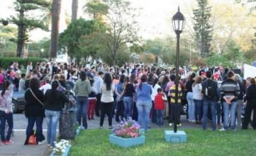 MARCHA CONTRA LA VIOLENCIA DE GENERO.