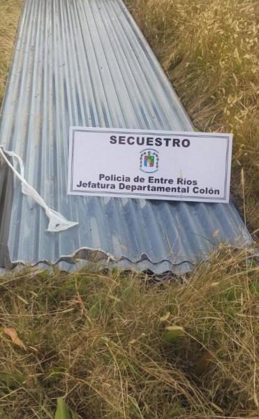 ESCLARECEN DOS HECHOS POLICIALES.