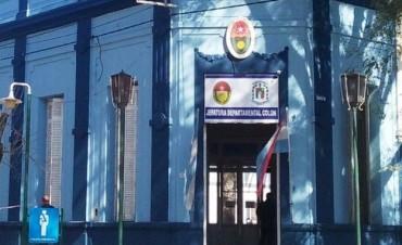 COLON DOLOR Y TRISTEZA EN LA CIUDAD.