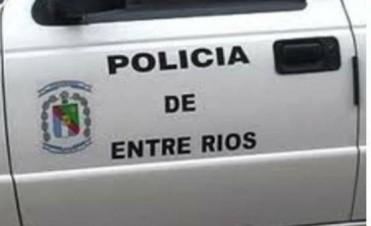 PRISION PREVENTIVA A JOVEN IMPUTADO DE ROBO.