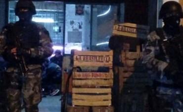 OPERATIVOS EXITOSOS EN COLON Y URUGUAY.