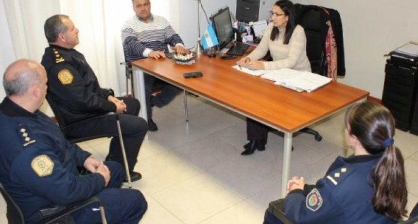 MUNICIPIO DE SAN JOSE Y POLICÍA TRABAJO CONJUNTO,