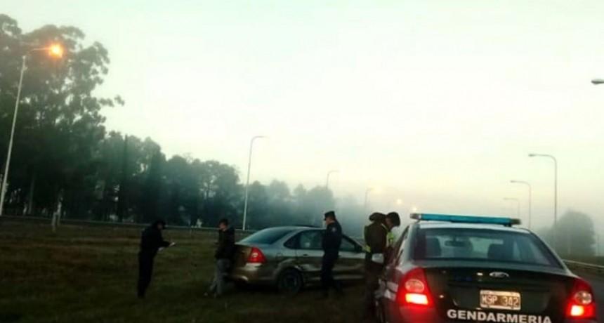 AUTOVÍA 14 ACCIDENTE.